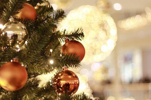 Weihnachtsbaum, Weihnachten